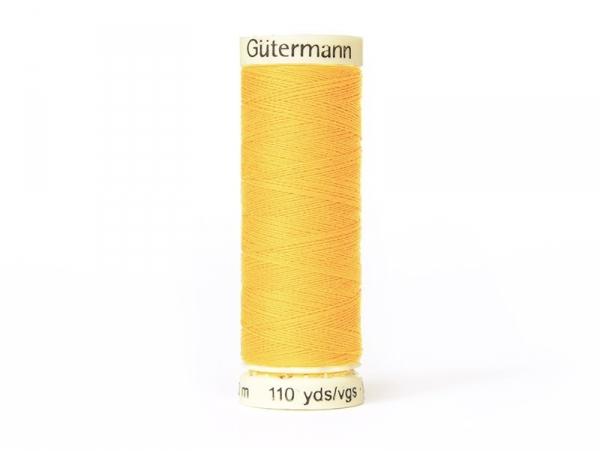 Sew-all thread - -100 m - Yellow (colour no. 417)