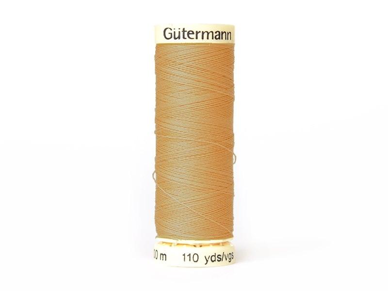 Sew-all thread - -100 m - Ochre (colour no. 300)