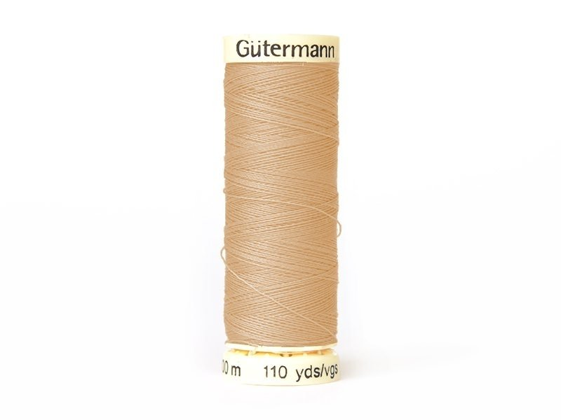 Sew-all thread - -100 m - Sand (colour no. 979)