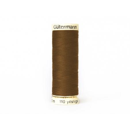 Fil pour tout coudre -100 m- chocolat 448
