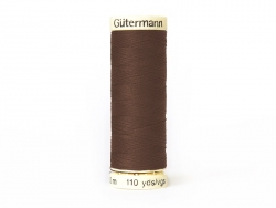 Sew-all thread - 100 m - Brown (colour no. 650)