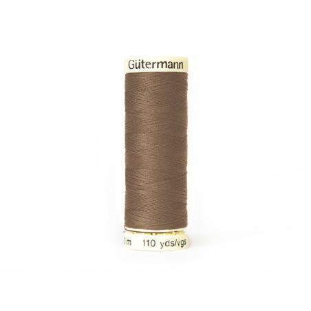 Sew-all thread - 100 m - Brown (colour no. 139)