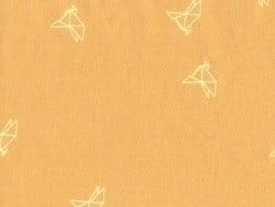 Tissu Bye bye birdie - oiseau origami