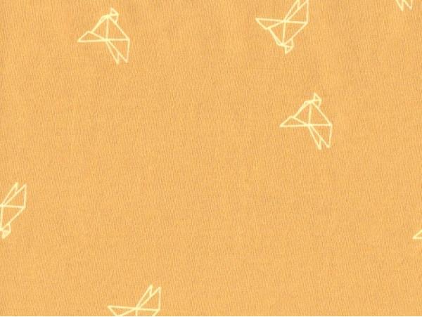 Acheter Tissu Bye bye birdie oiseau moutarde - Atelier Brunette - 1,89€ en ligne sur La Petite Epicerie - 100% Loisirs créatifs