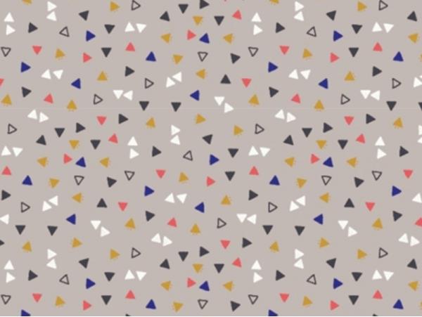 Acheter Tissu Candy Flakes - Atelier Brunette - 1,89€ en ligne sur La Petite Epicerie - Loisirs créatifs