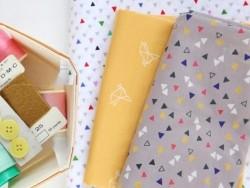 Tissu Candy Flakes - Atelier Brunette