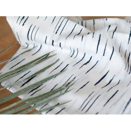 Tissu Chalk Off White - Atelier Brunette