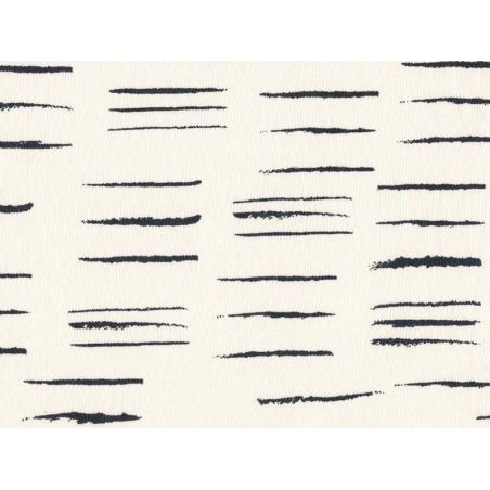 """""""Chalk off white"""" fabric - Atelier Brunette"""