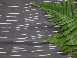 Acheter Tissu Chalk Charcoal - Atelier Brunette - 1,89€ en ligne sur La Petite Epicerie - Loisirs créatifs