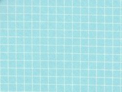 "Stoff - ""Ciel Bleu"" - Fifi Mandirac für Atelier Brunette"