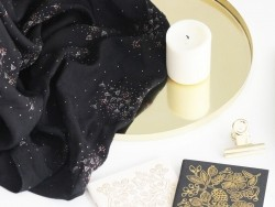 Lili fabric - Mini Labo for Atelier Brunette