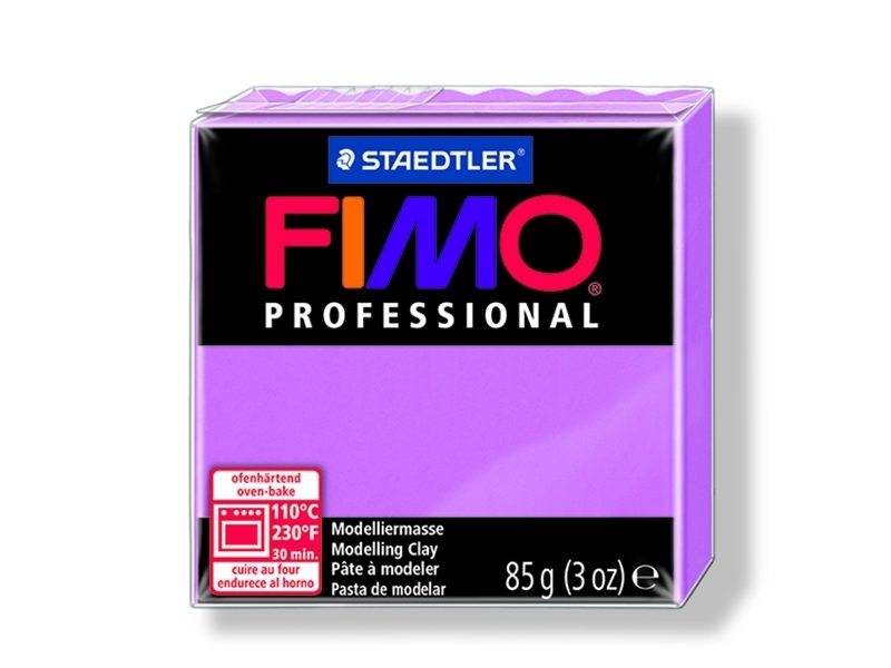 Pâte Fimo Lavande 62 Pro Fimo - 1