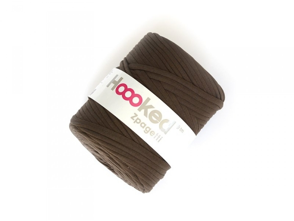 Acheter Grande bobine de fil Hoooked Zpagetti - Nuances de marron - 11,90€ en ligne sur La Petite Epicerie - 100% Loisirs cr...