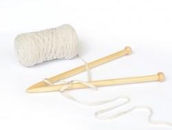 """""""Hooked Zpagetti"""" - Ribbon XL - beige"""