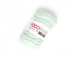 XL Hooked Zpagetti ribbon - Sea green