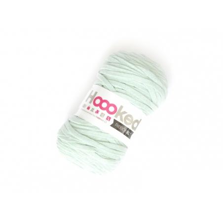 Bobine de fil Hoooked Zpagetti ribbon XL- Vert d'eau Hoooked Zpagetti - 1