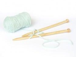 """""""Hooked Zpagetti"""" - Ribbon XL - meergrün"""