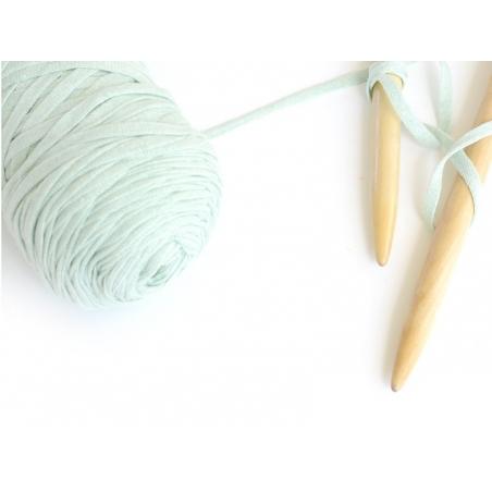 Bobine de fil Hoooked Zpagetti ribbon XL- Vert d'eau