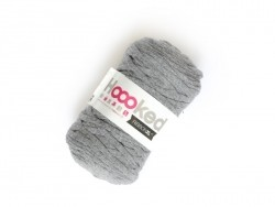 XL Hooked Zpagetti ribbon - Dark grey