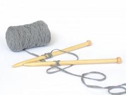 Bobine de fil Hoooked Zpagetti ribbon XL- Gris foncé