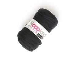 XL Hooked Zpagetti ribbon - Black