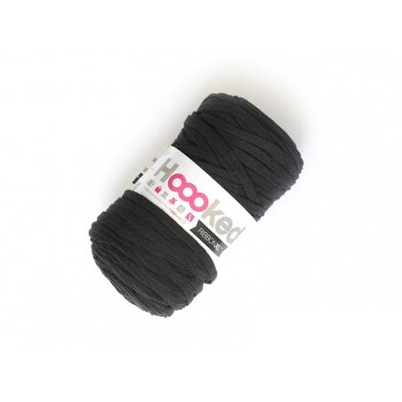 Bobine de fil Hoooked Zpagetti ribbon XL- Noir Hoooked Zpagetti - 1