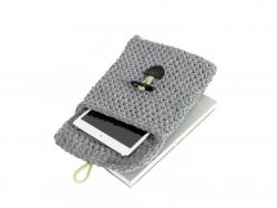 kit Ribbon XL - housse grise pour tablette