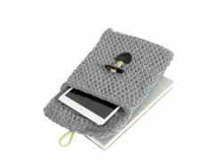 XL Ribbon kit - grey tablet case cover