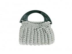kit Ribbon XL - sac à main gris