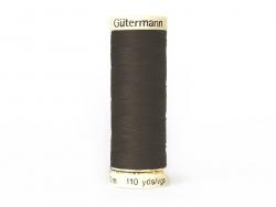 Sew-all thread - -100 m - Dark brown (colour no. 671)