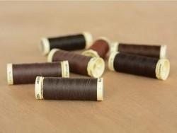 Sew-all thread - 100 m - Brown (colour no. 480)