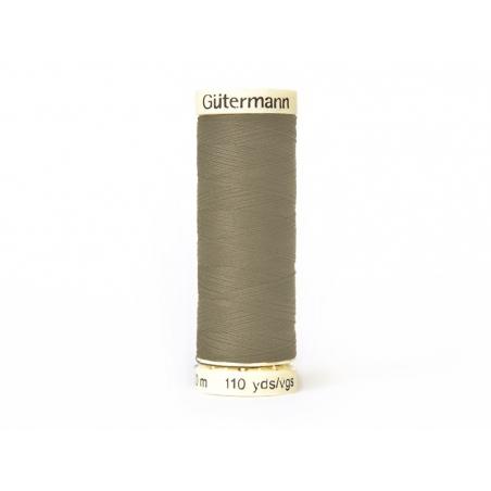 Sew-all thread - 100 m - Brown (colour no. 263)