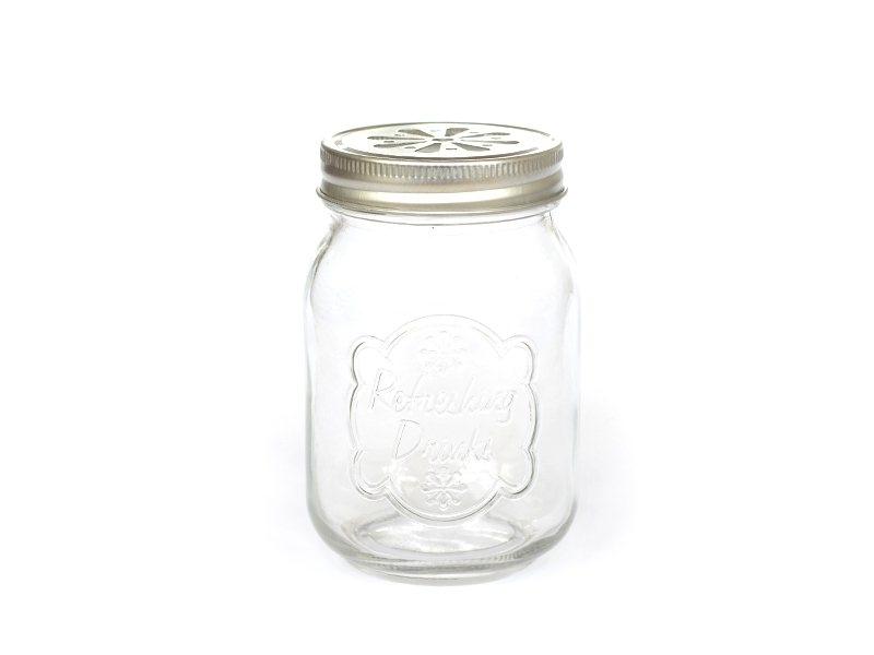 Mason jar en verre Dotcomgiftshop - 1