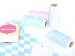 Ficelle Baker Twine - Bubble Blue