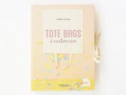 """Französisches Buch """" Tote Bags à customiser par Sabine Sansey"""""""
