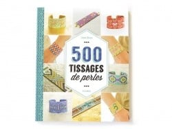 Book - 500 tissages de perles - Emilie Ramon (in French)