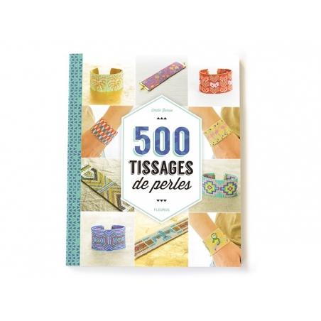 Acheter 500 tissages de perles - Emilie Ramon - 19,95€ en ligne sur La Petite Epicerie - 100% Loisirs créatifs