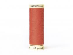 Sew-all thread - -100 m - Dark coral red (colour no. 895)