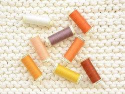 Sew-all thread - -100 m - Nude (colour no. 658)