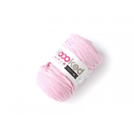 XL Hooked Zpagetti ribbon - Pink