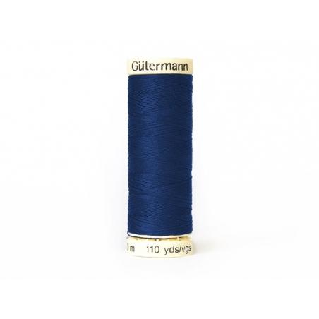 Sew-all thread - 100 m - Blue (colour no. 232)
