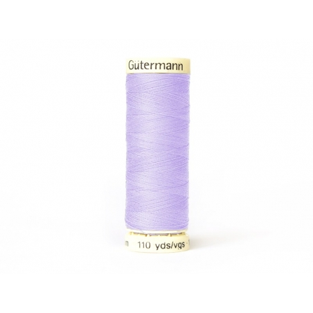 Fil pour tout coudre -100 m- Violet clair 442