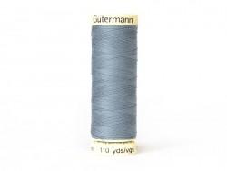 Sew-all thread - 100 m - Grey blue (colour no. 64)