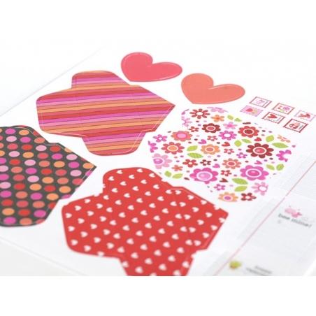 Mini love letters kit