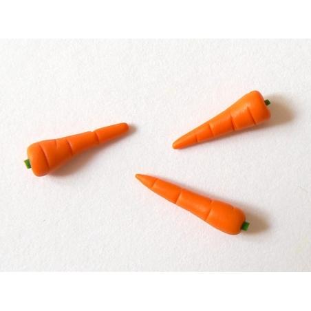1 carotte miniature très réaliste  - 2