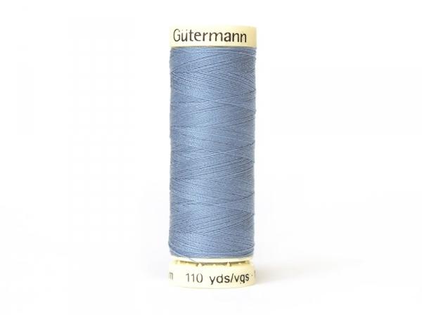 Fil pour tout coudre -100 m- Bleu 143 Gütermann  - 1