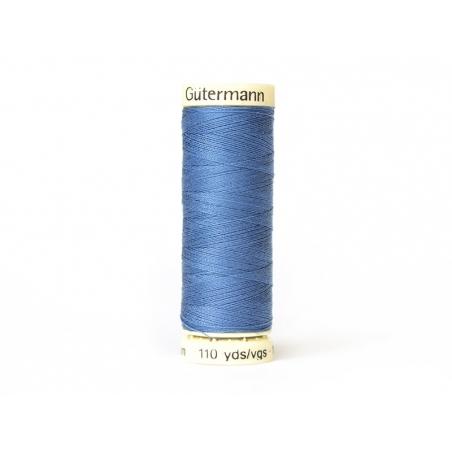 Fil pour tout coudre -100 m- Bleu 965 Gütermann  - 1