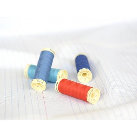 Acheter Fil pour tout coudre -100 m- Bleu 322 - 2,70€ en ligne sur La Petite Epicerie - 100% Loisirs créatifs