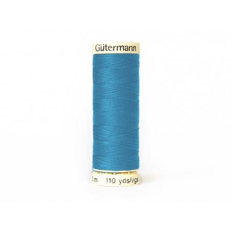 Fil pour tout coudre -100 m- Turquoise 736 Gütermann  - 1