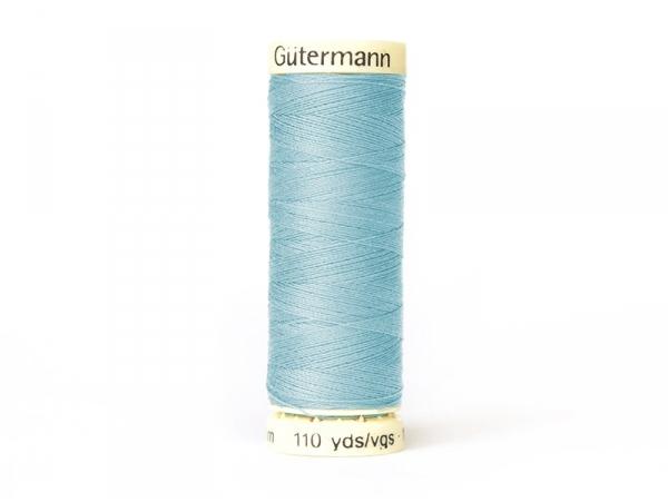 Fil pour tout coudre -100 m- Bleu clair 28 Gütermann  - 1